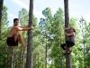 MovNat Man & Girl Tree Climbing