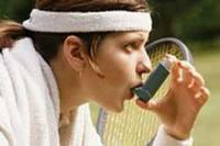athletes asthma