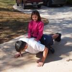 kid push-up