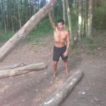 Log snatch & press