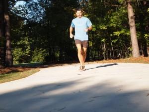 Running with Luna Catamounts