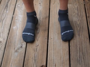 Swiftwick Running Socks
