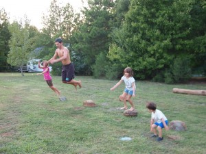 MovNat For Kids! Get Your Kids Active & Healthy – Outside!