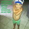running orthotics for pain