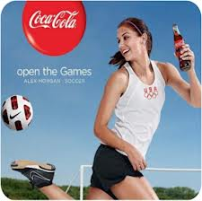 coke athletes