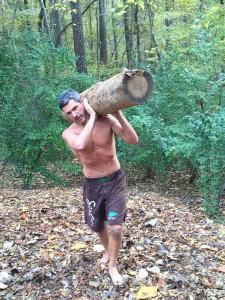 Gangemi Sock Doc Log Carry